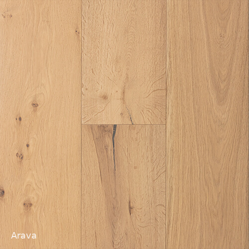WildOak 1900mm Engineered Timber Floor - Arava