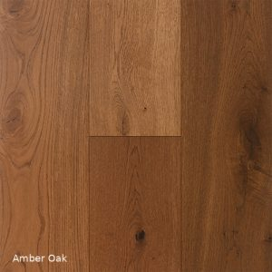 WildOak 2200mm Engineered Timber Floor - Amber Oak